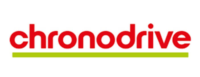 chronodrive logo