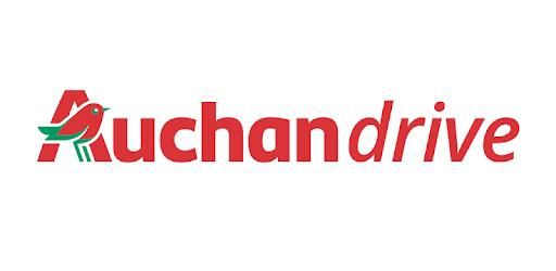 auchan drive logo