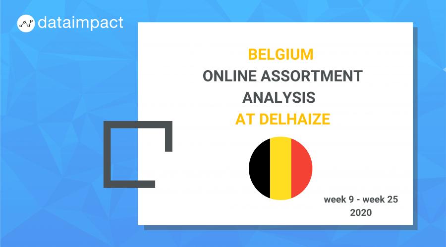 belgium analysis assortment delhaize data impact beer category