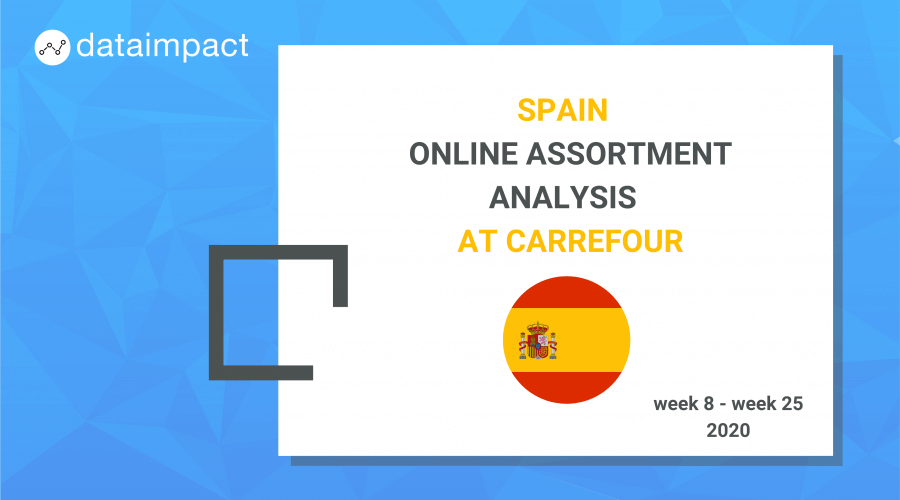 spain analysis online assortment carrefour data impact baking mix category
