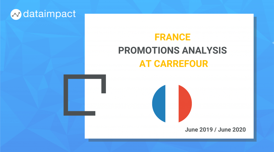 france analyse promotion carrefour data impact hygiene categorie