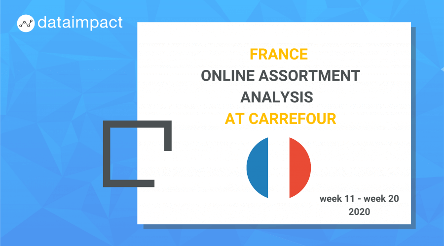 france analyse assortiment carrefour data impact soft drink categorie