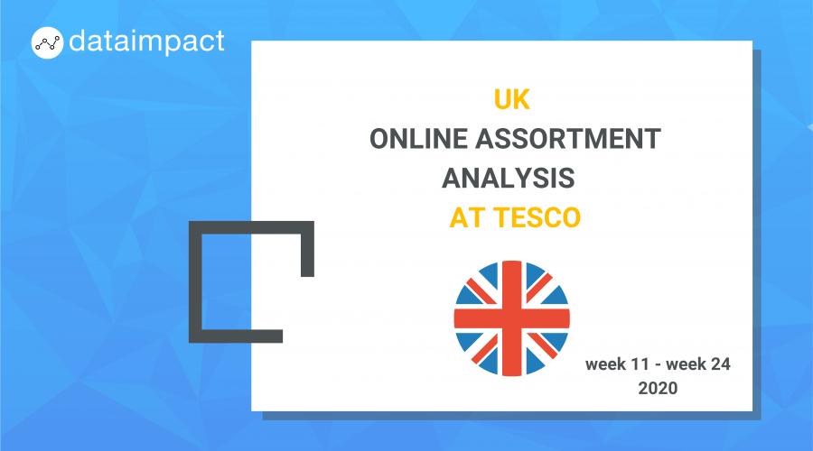 united kingdom online grocery analysis assortment tesco data impact chocolate category