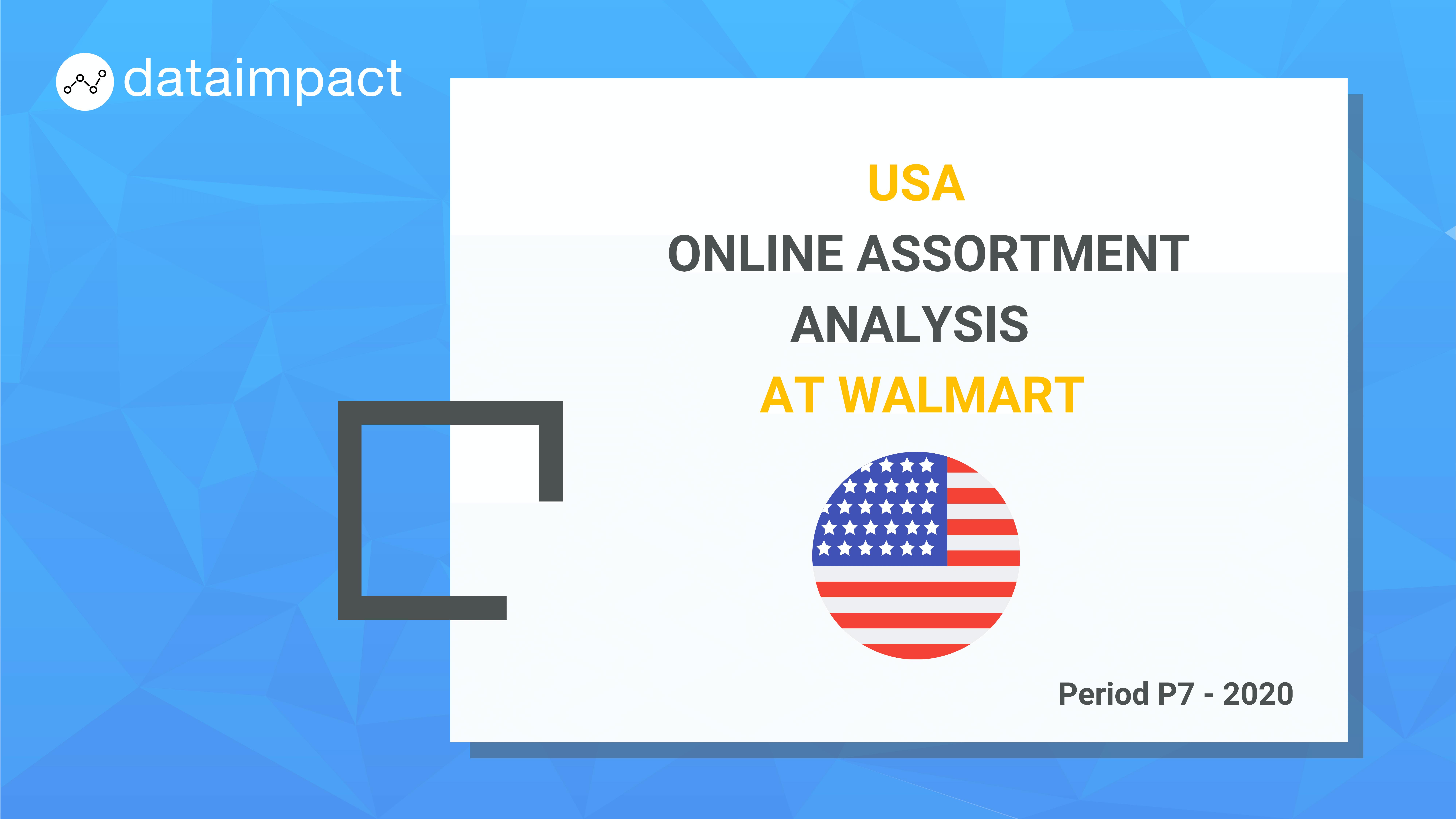 analysis share of assortment walmart data impact