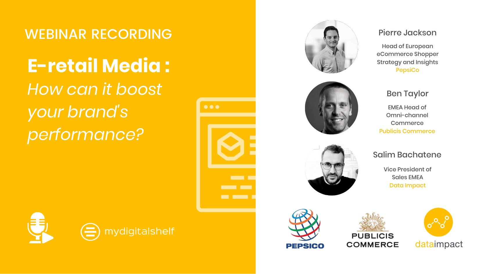 Webinar-PepsiCo-Publicis Commerce-Data Impact-E-retail-performance-Omnichannel