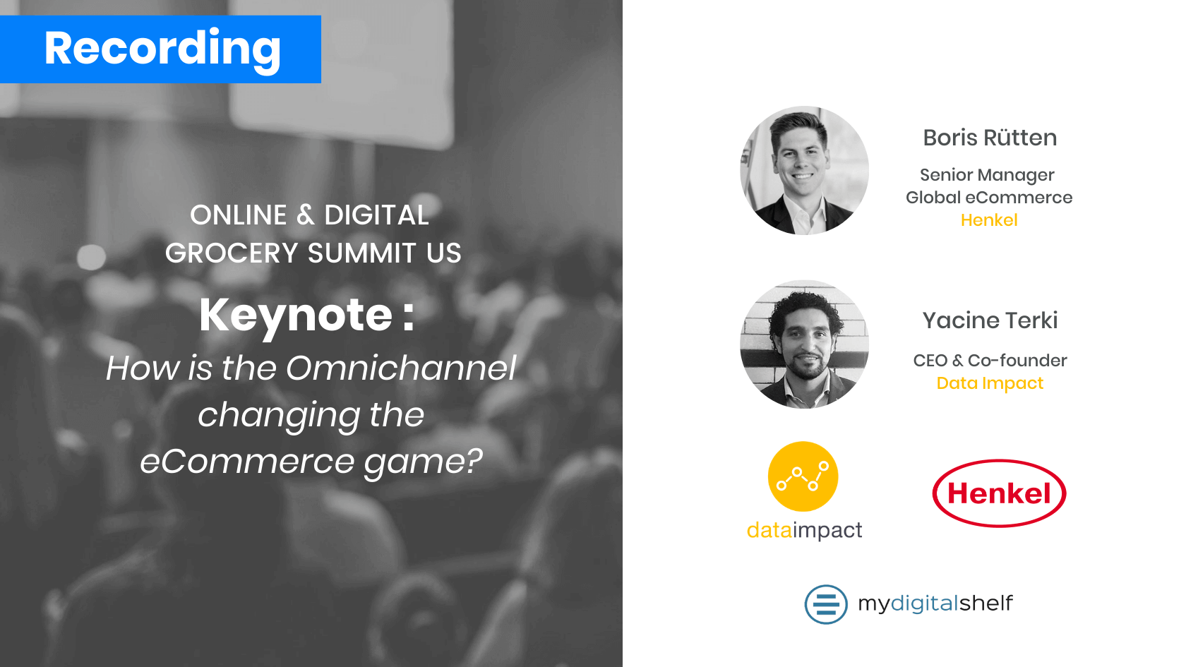 Keynote: How is the omnichannel changing the eCommerce game?