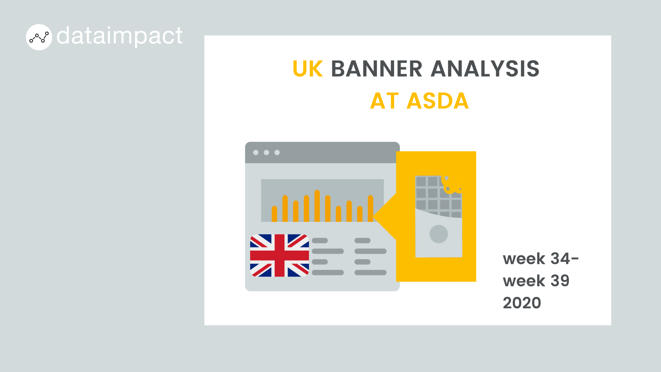 Weekly Analysis: UK banner analysis at ASDA