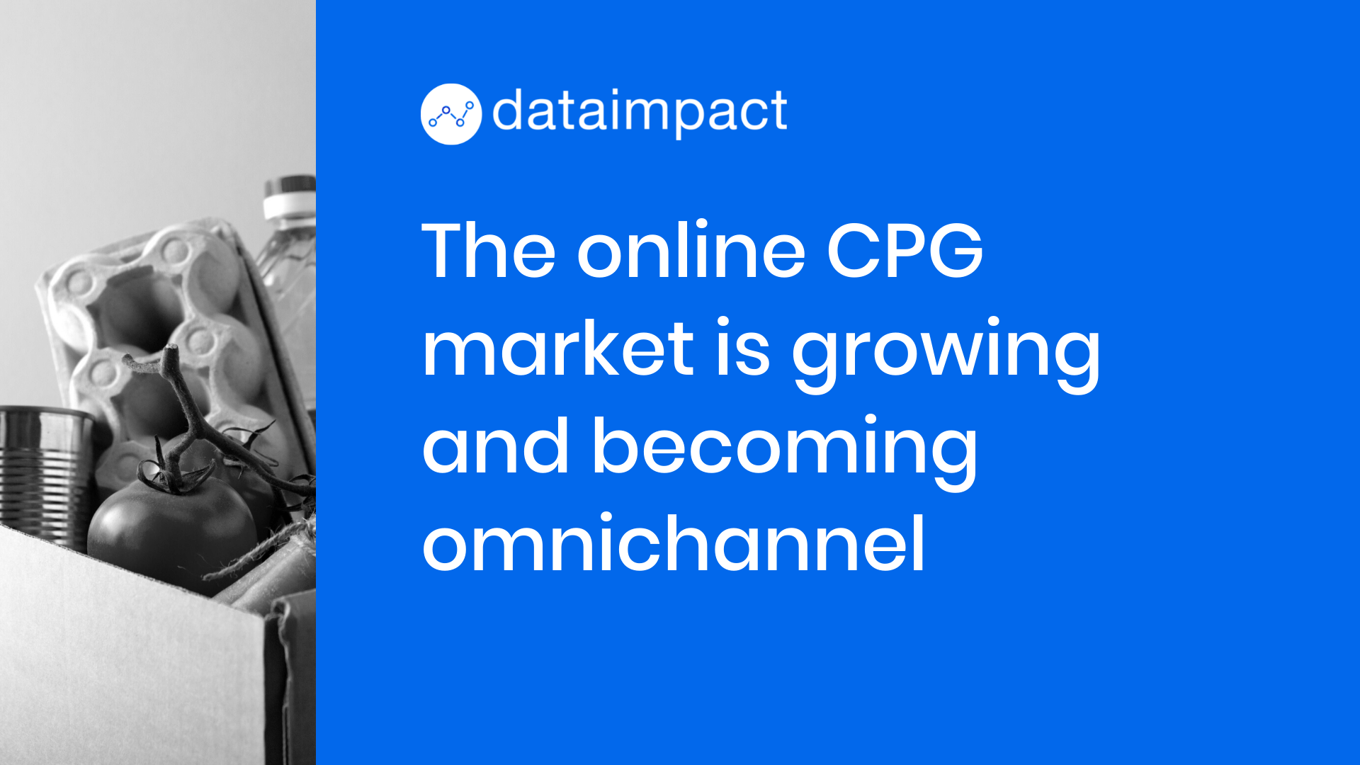 online CPG market omnichannel