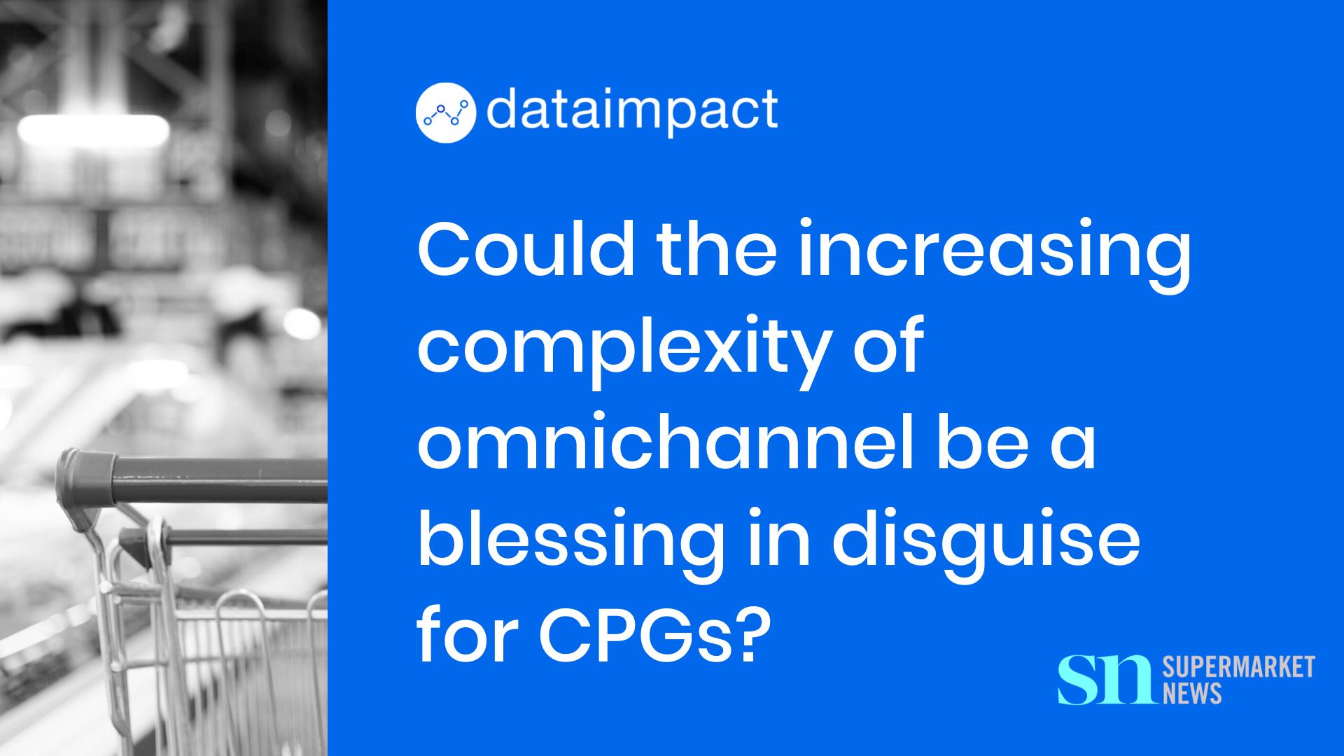 Omnichannel opportunities CPG