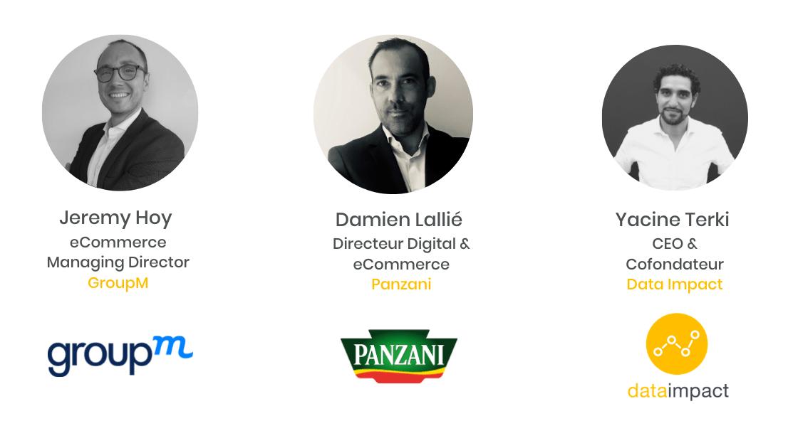 GroupM Panzani strategie ecommerce