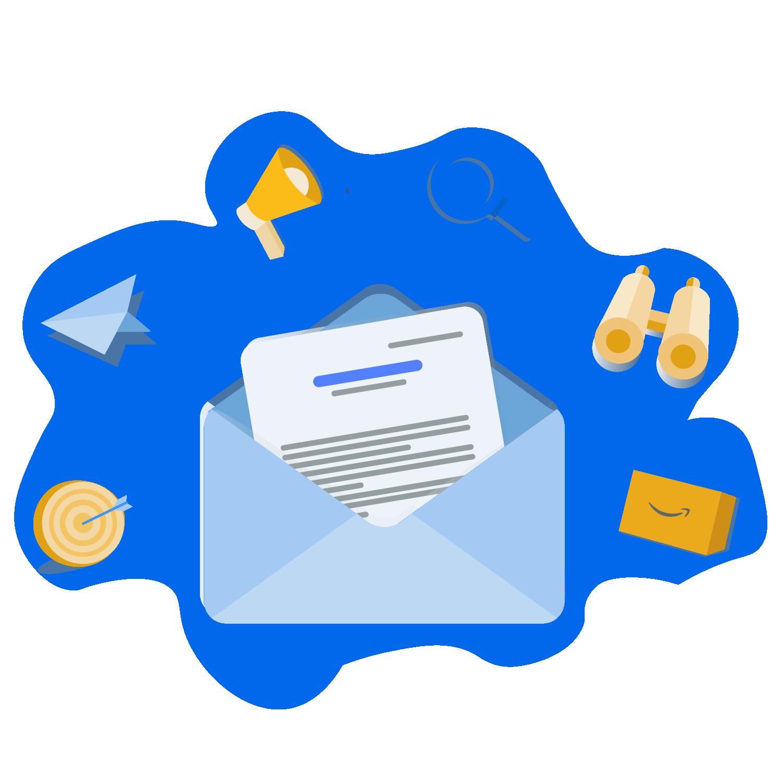 CPG ecommerce newsletter