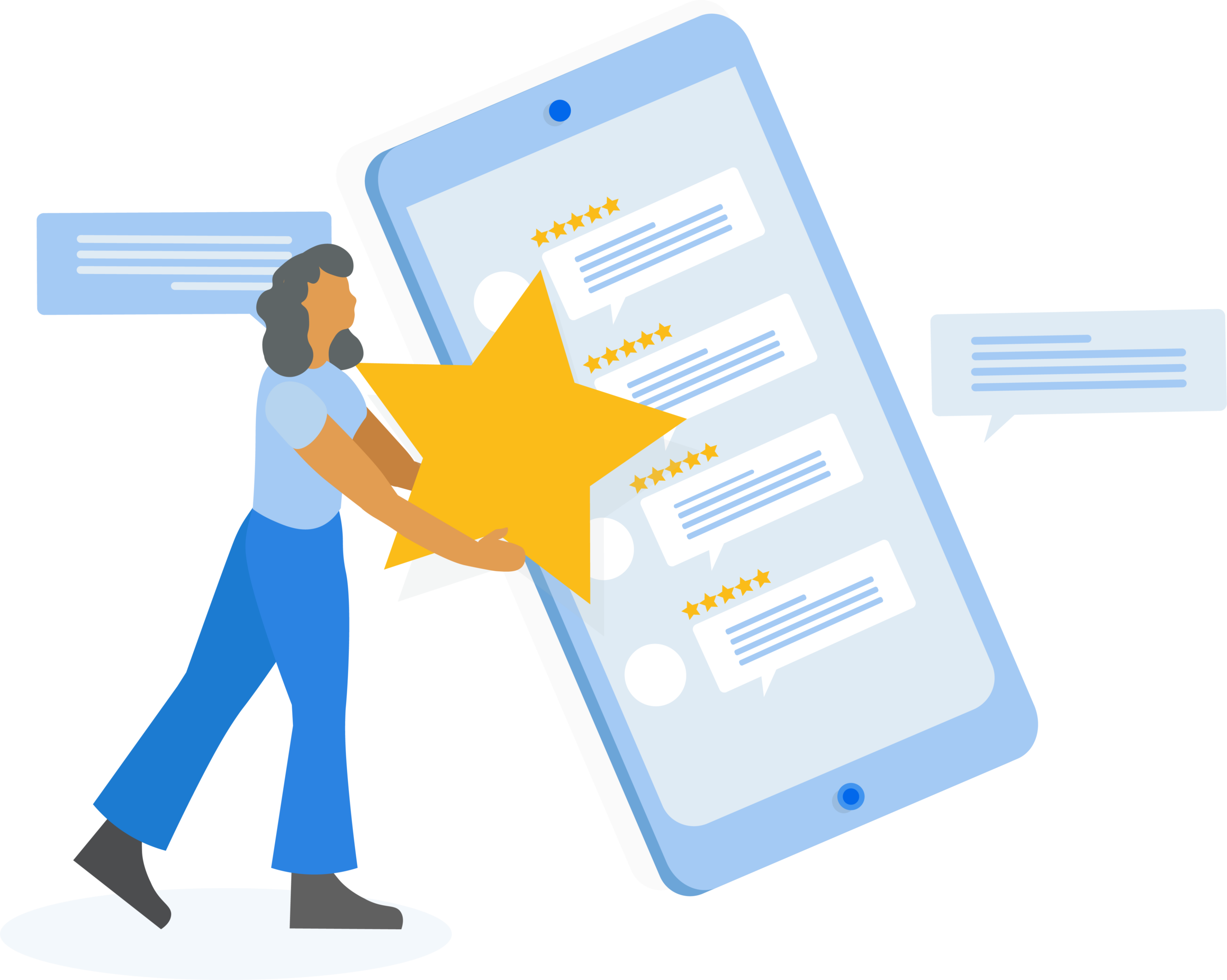 reviews client CPG
