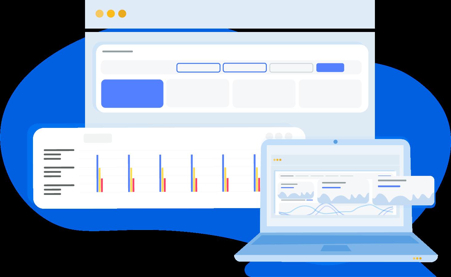 dashboard CPG analytics